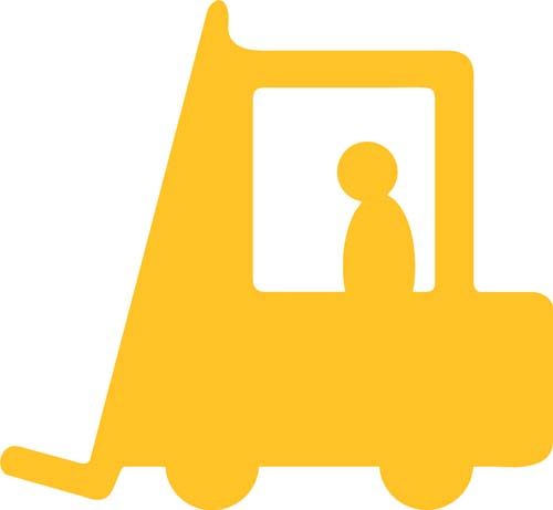PermaLean TL54 Forklift 21in x 19in