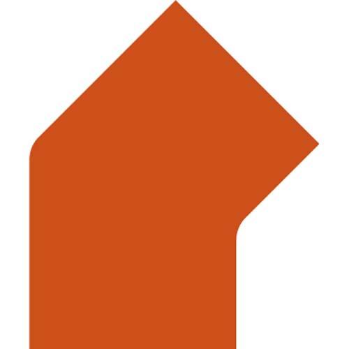 PermaRoute TL301 45° Corner to Join 3in Rolls 5in x 4.5in