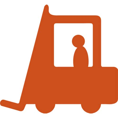 PermaRoute TL54 Forklift 21in x 19in